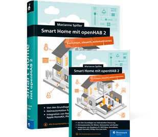 Cover von Smart Home mit openHAB 2