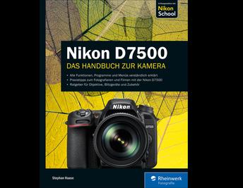 Cover von Nikon D7500