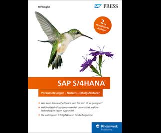 Cover von SAP S/4HANA