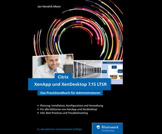 Cover von Citrix XenApp und XenDesktop 7.15 LTSR