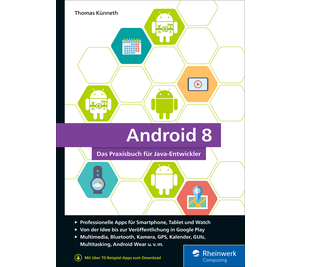 Cover von Android 8