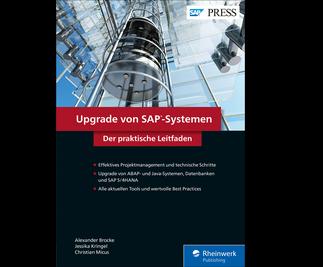 Cover von Upgrade von SAP-Systemen