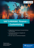 Cover von SAP S/4HANA Finance –