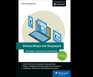 Cover von Online-Shops mit Shopware