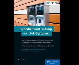 Cover von Sicherheit und Prüfung von SAP-Systemen