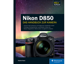 Cover von Nikon D850