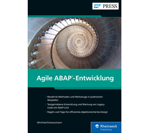 Cover von Agile ABAP-Entwicklung