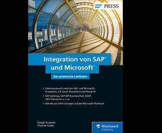 Cover von Integration von SAP und Microsoft