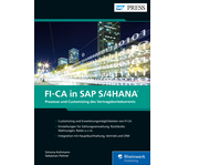 Cover von FI-CA in SAP S/4HANA