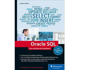 Cover von Oracle SQL