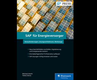 Cover von SAP für Energieversorger