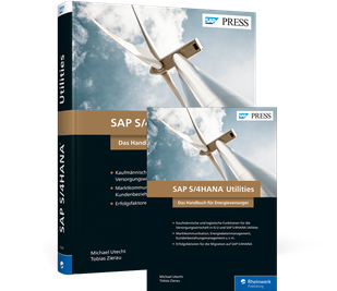 Cover von SAP S/4HANA Utilities