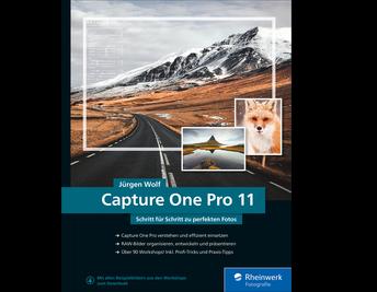 Cover von Capture One Pro 11