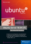 Cover von Ubuntu Server 18.04 LTS