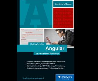 Cover von Angular