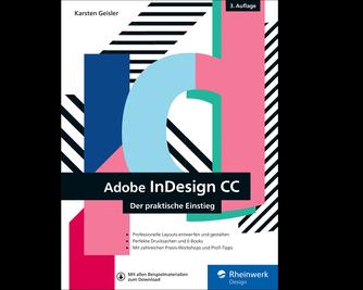 Cover von InDesign CC