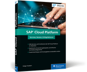 Cover von SAP Cloud Platform