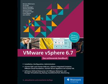 Cover von VMware vSphere 6.7