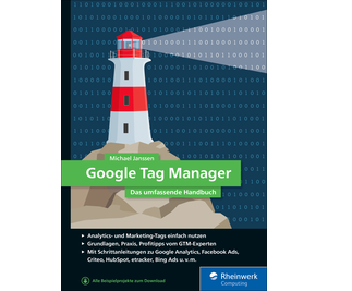 Cover von Google Tag Manager