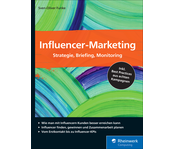 Cover von Influencer-Marketing
