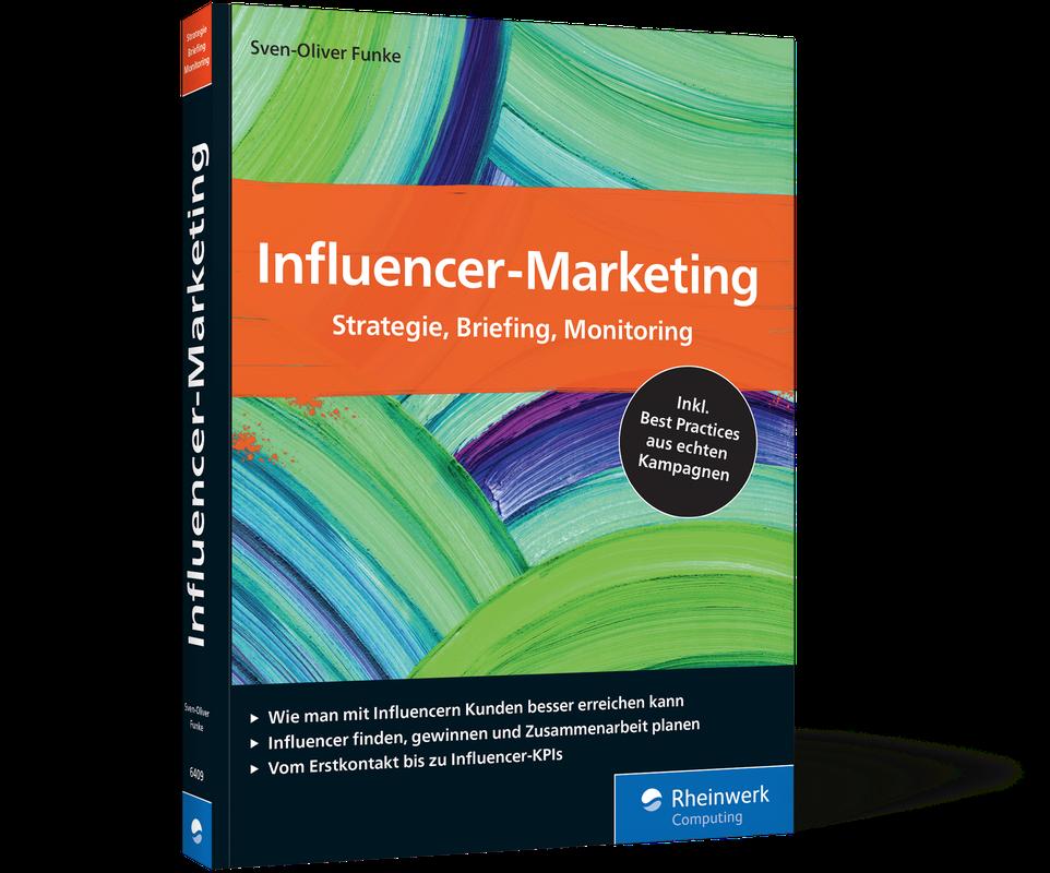 Influencer Marketing Rheinwerk Verlag