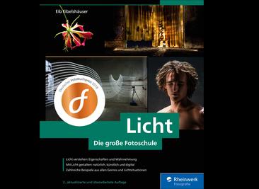 Cover von Licht. Die große Fotoschule