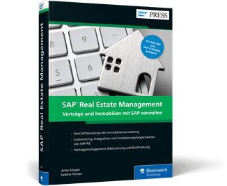 Cover von SAP Real Estate Management