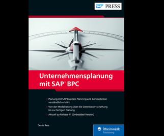 Cover von Unternehmensplanung mit SAP BPC