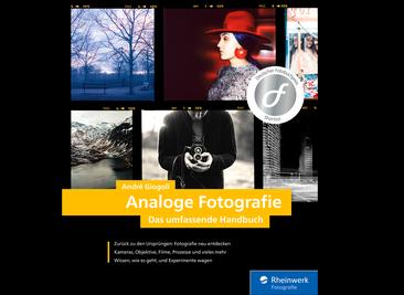 Cover von Analoge Fotografie