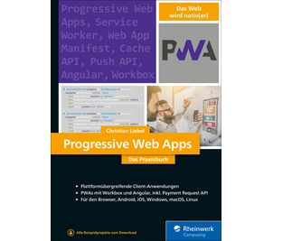 Cover von Progressive Web Apps
