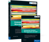 Cover von Enterprise Content Management mit SAP