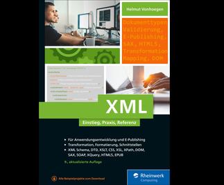 Cover von XML