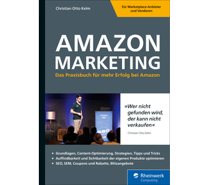 Cover von Amazon-Marketing