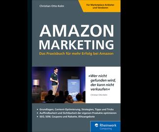 Cover von Amazon-Marketing