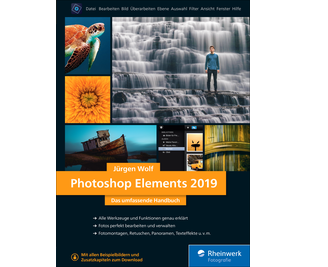 Cover von Photoshop Elements 2019