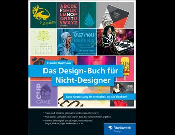 Cover von Das Design-Buch für Nicht-Designer
