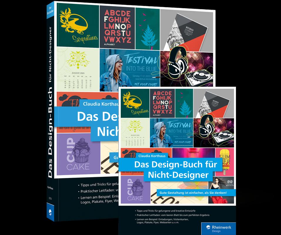 Das design buch f r nicht designer rheinwerk verlag for Buch design