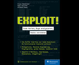 Cover von Exploit!