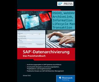 Cover von SAP-Datenarchivierung