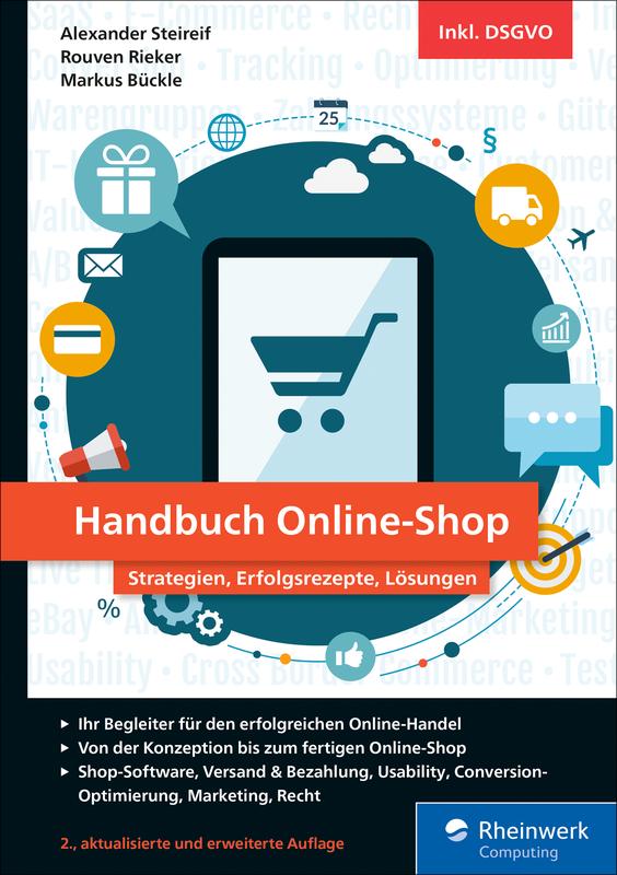 Handbuch Online Shop Strategien, Erfolgsrezepte, Lösungen