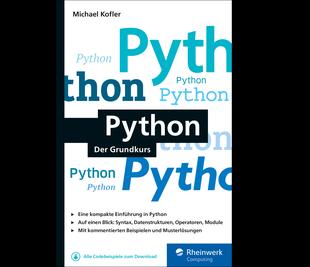 Cover von Python
