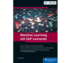 Cover von Machine Learning mit SAP Leonardo