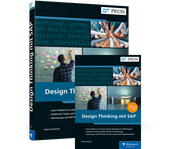 Cover von Design Thinking mit SAP
