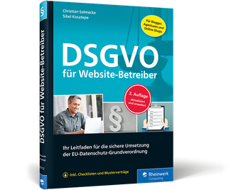 DSGVO Umsetzung Buch Rheinwerk