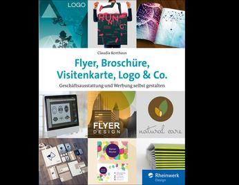 Cover von Flyer, Broschüre, Visitenkarte, Logo & Co.