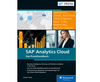 Cover von SAP Analytics Cloud