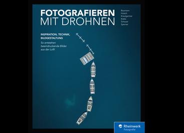 Cover von Fotografieren mit Drohnen