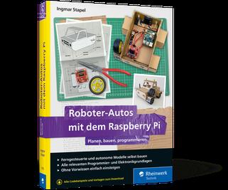 Roboter-Autos mit dem RaspberryPi