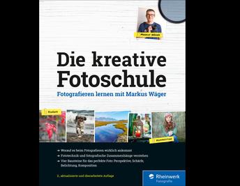 Cover von Die kreative Fotoschule