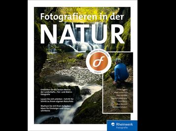 Cover von Fotografieren in der Natur